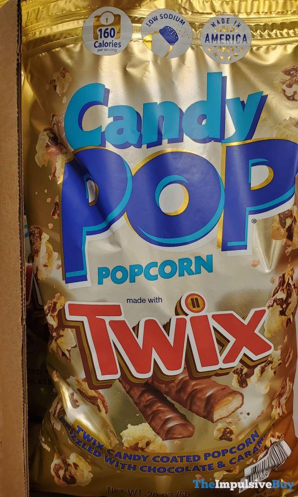 Candy Pop Twix Popcorn