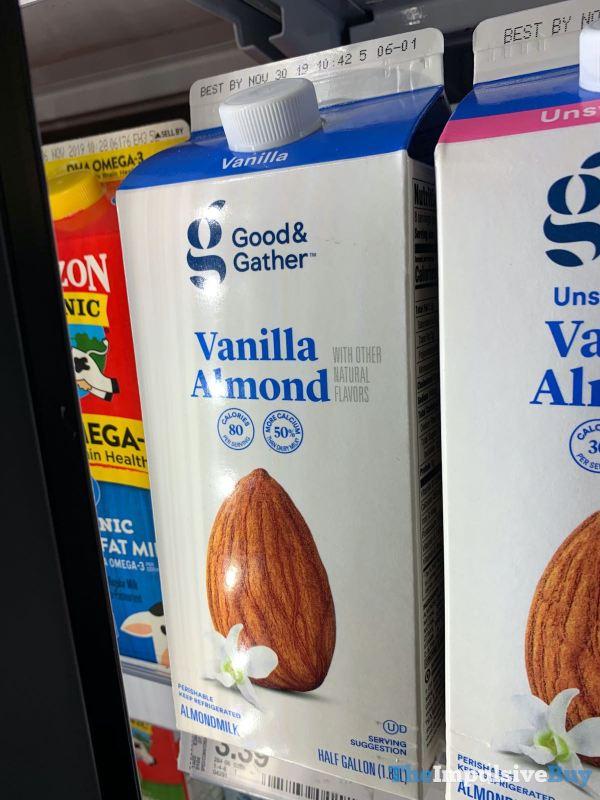 Good  Gather Vanilla Almondmilk