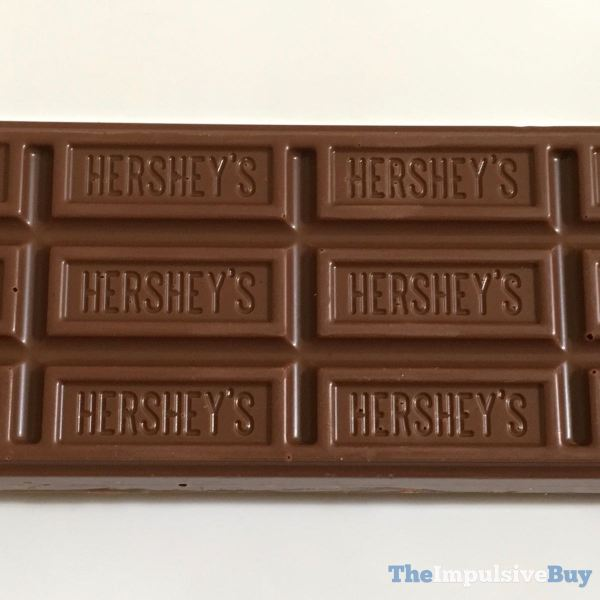 Hershey s Milk Chocolate  Whoppers Bar Top
