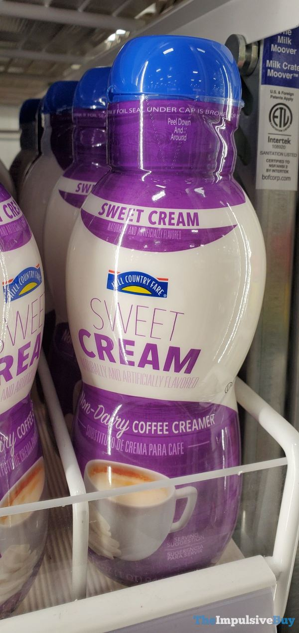 Hill Country Fare Sweet Cream Non Dairy Coffee Creamer