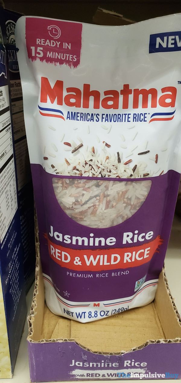 Mahatma Red  Wild Jasmine Rice