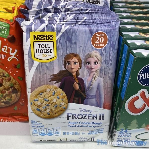 Nestle Toll House Disney Frozen II Sugar Cookie Dough