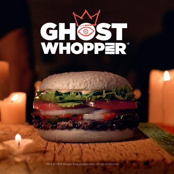 News BK Ghost Whopper
