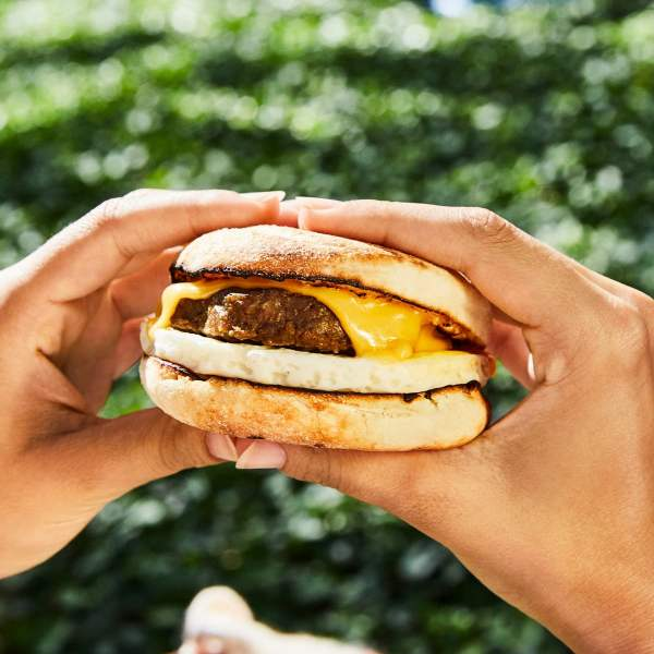 News Dunkin Beyond Sausage Sandwich