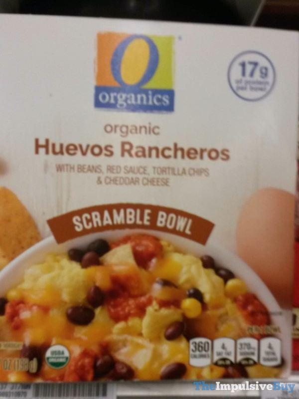 Safeway Organics Organic Huevos Rancheros Scramble Bowl