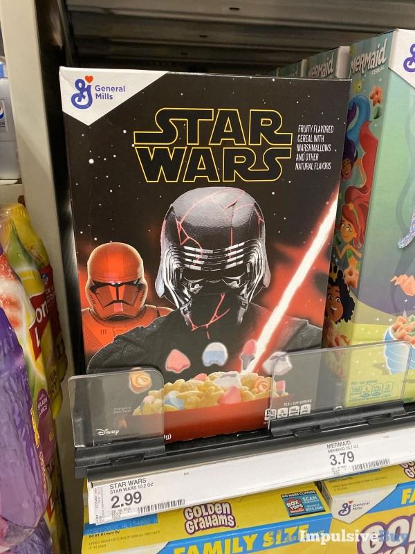 Star Wars Cereal  2019  Kylo Ren