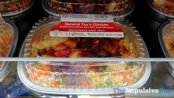 Walmart General Tso s Chicken