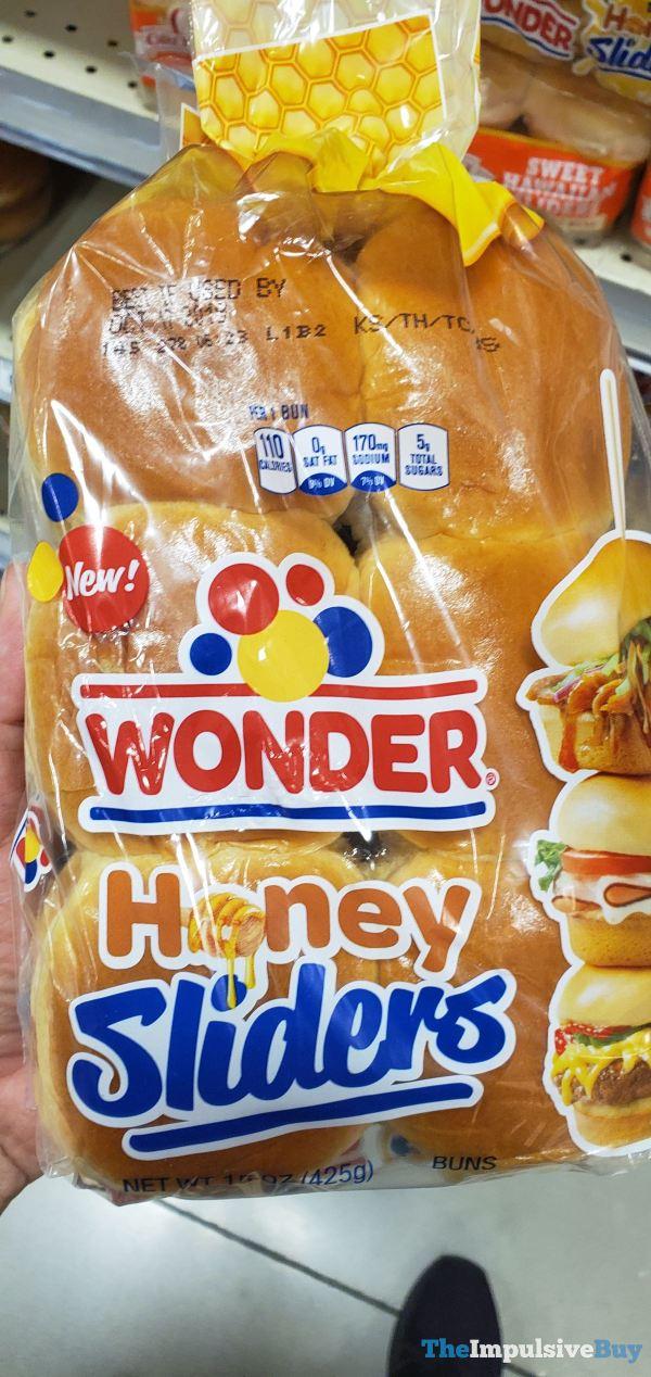 Wonder Honey Sliders