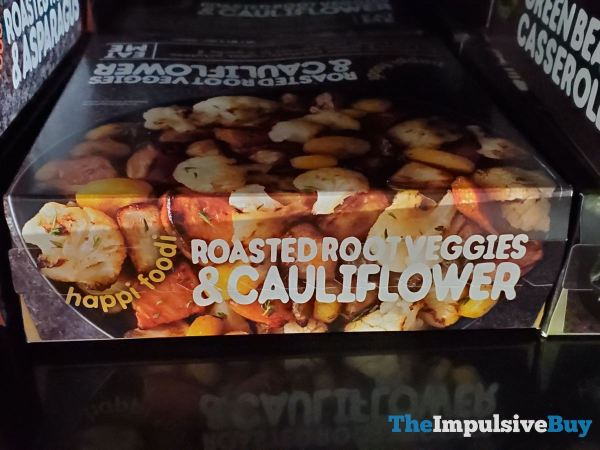 Happi Foodi Roasted Root Veggies  Cauliflower
