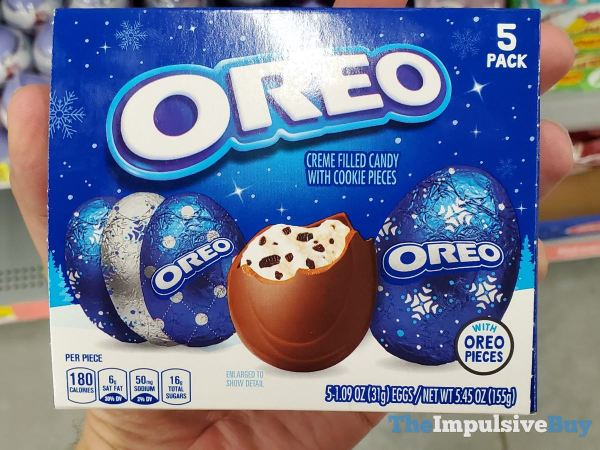 Oreo Eggs 5 Pack  1