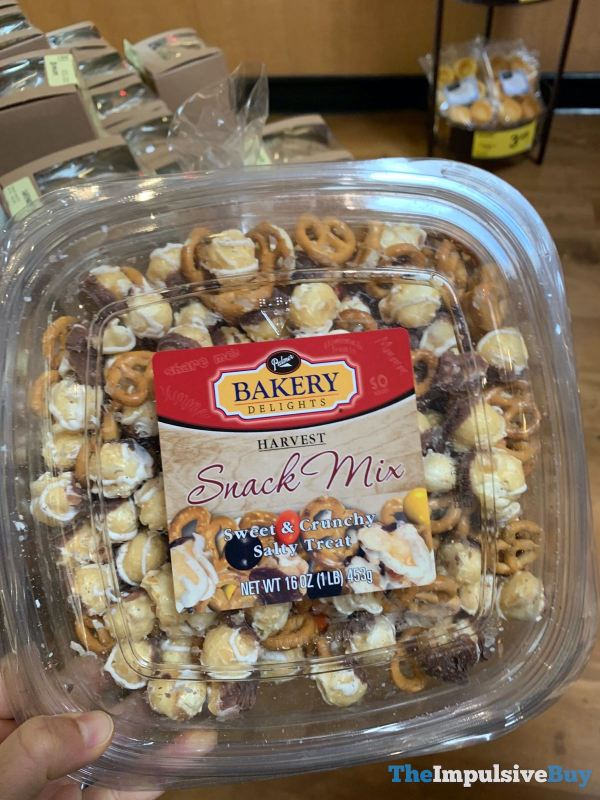 Palmer Bakery Delights Harvest Snack Mix
