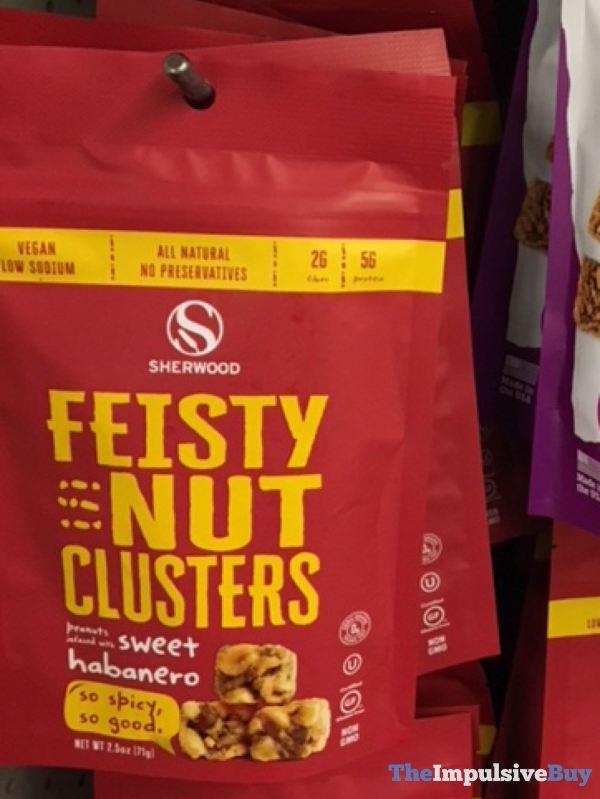 Sherwood Sweet Habanero Feisty Nut Clusters