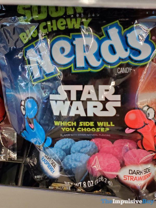 Sour Big Chewy Nerds Star Wars
