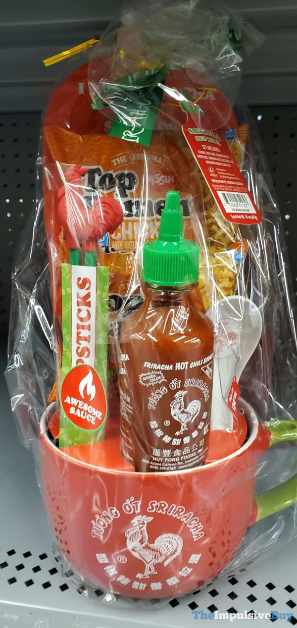 Sriracha Soup Bowl Gift Set