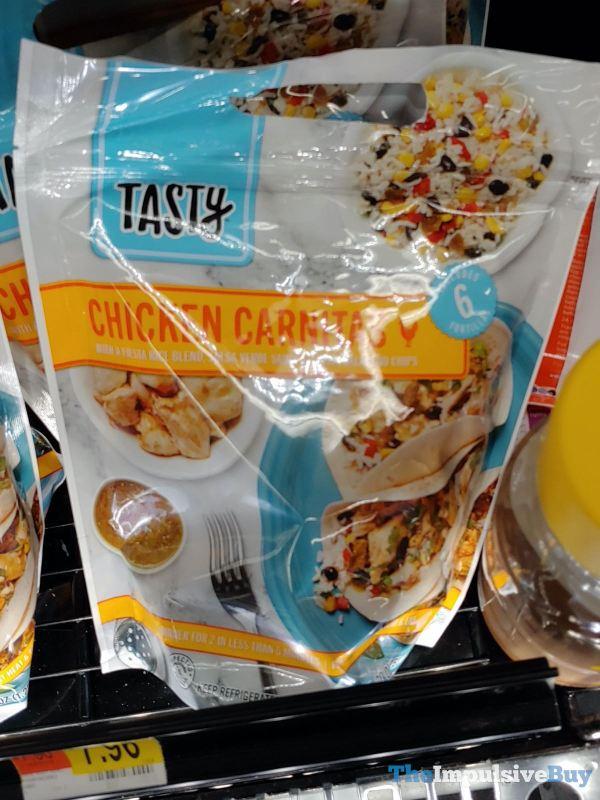 Tasty Chicken Carnitas