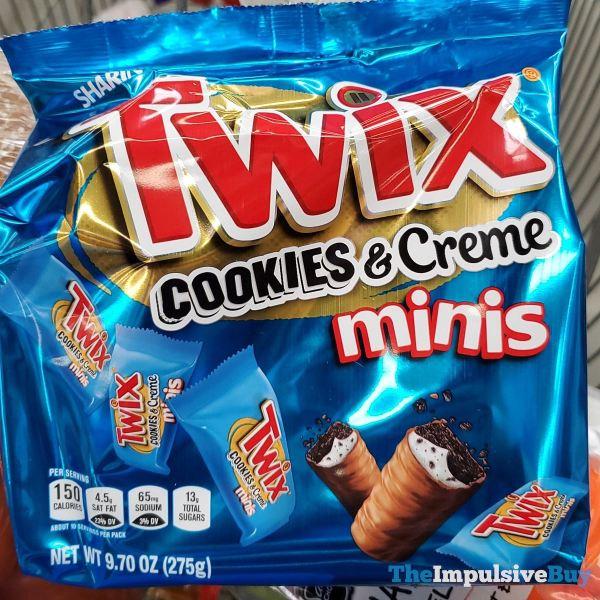 Twix Cookies  Creme Minis
