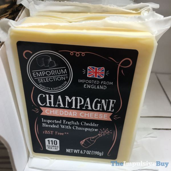 Emporium Selection Champagne Cheddar Cheese