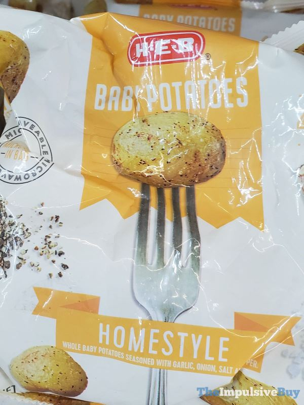 H E B Homestyle Baby Potatoes