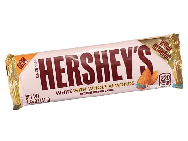 Hershey s White with Whole Almonds
