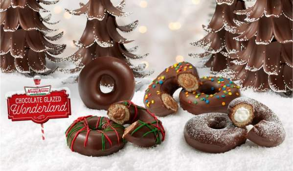 KK Chocolate Glazed Wonderland Collection