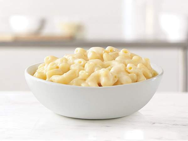 News Arbys White Cheddar Mac N Cheese