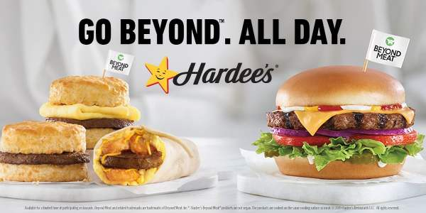 News Hardee s Beyond Meat Menu