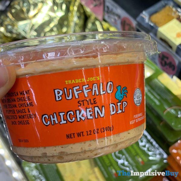 Trader Joe s Buffalo Style Chicken Dip