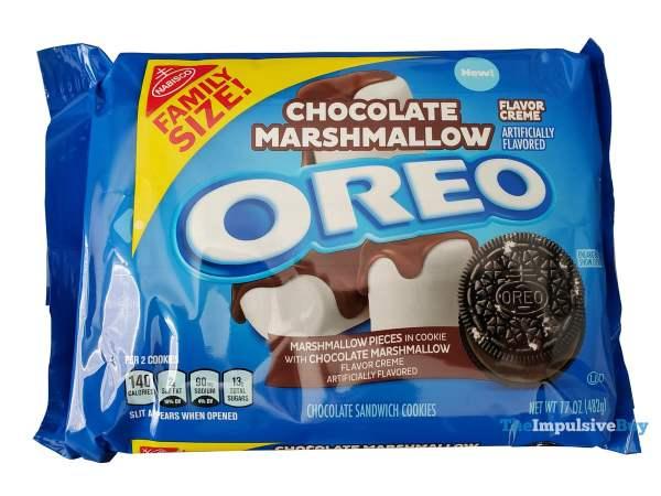 Chocolate Marshmallow Oreo Cookies