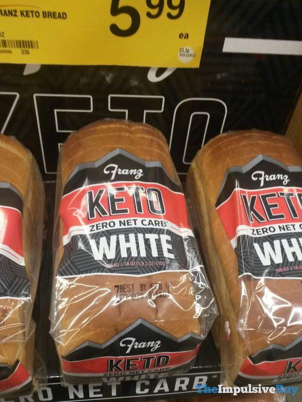 Franz Keto White Bread