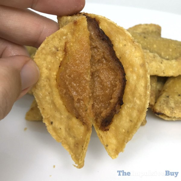 Jack in the Box Tiny Tacos Innards