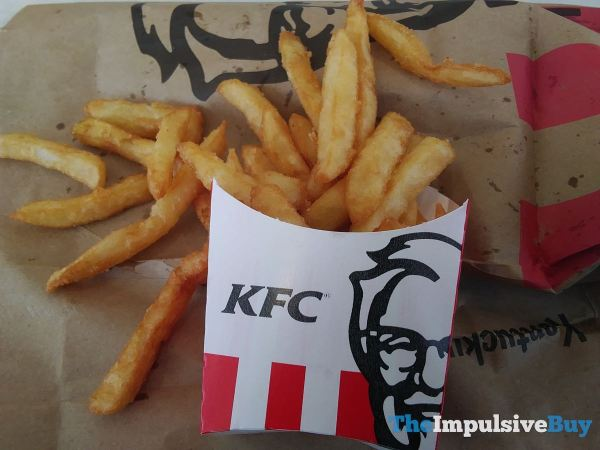 KFC Secret Recipe Fries