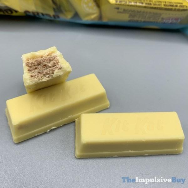 Kit Kat Lemon Crisp Give Me a Break