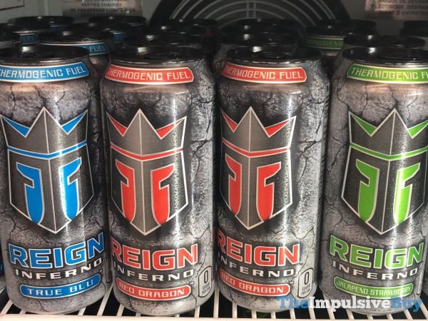 Reign Inferno Thermogenic Fuel