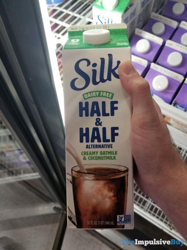 Silk Dairy Free Half  Half