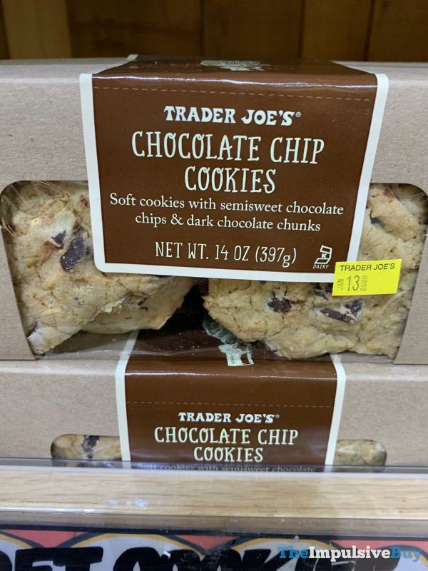 Trader Joe s Chocolate Chip Cookies