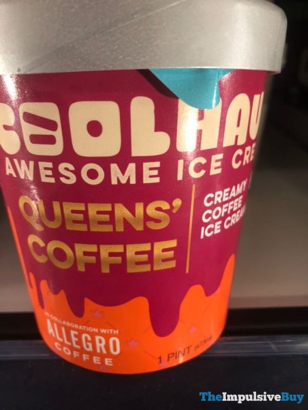 Coolhaus Queens Coffee Ice Cream