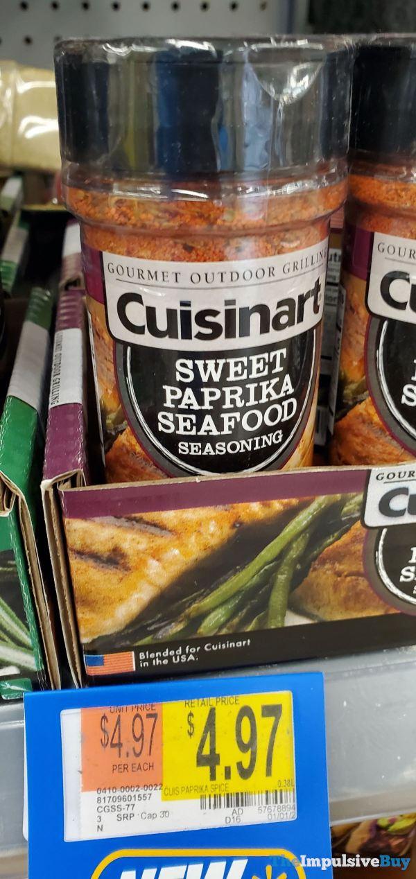 Cuisinart Sweet Paprika Seafood Seasoning