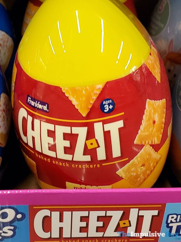 Frankford Cheez It Egg
