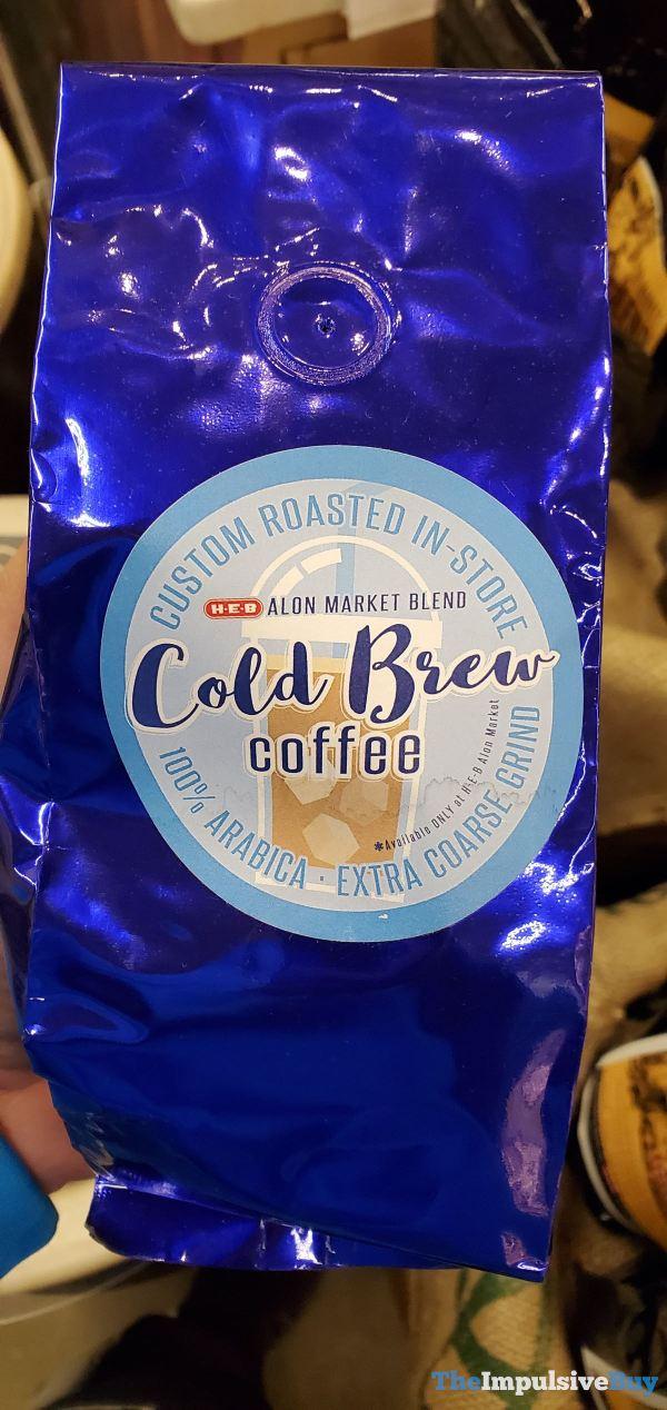H E B Alon Market Blend Cold Brew Coffee