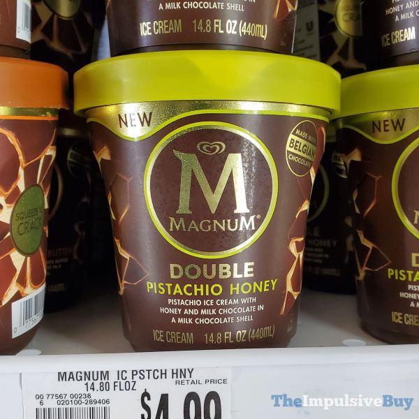 Magnum Double Pistachio Honey Tub