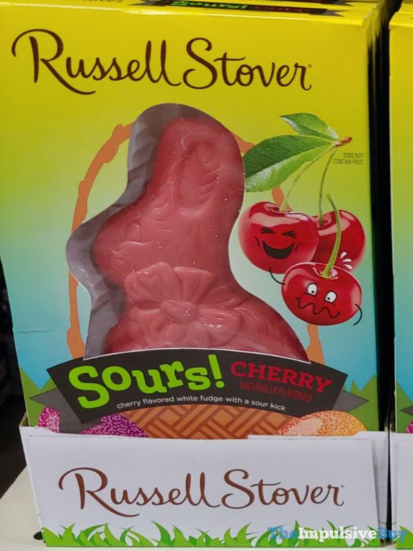 Russell Stover Sours Cherry Bunny
