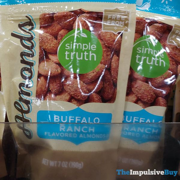Simple Truth Buffalo Ranch Almonds