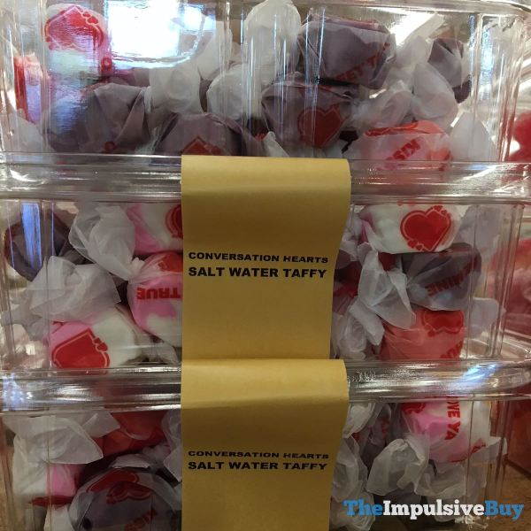 Sprouts Bulk Conversation Hearts Salt Water Taffy