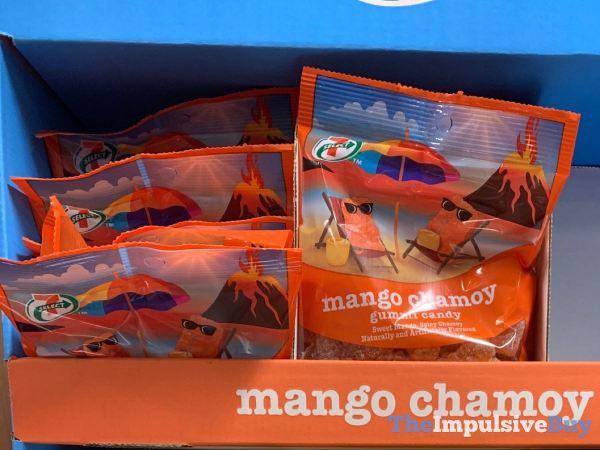 7 Select Mango Chamoy Gummi Candy