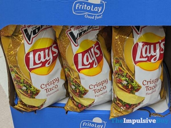 Lay s Crispy Taco Potato Chips