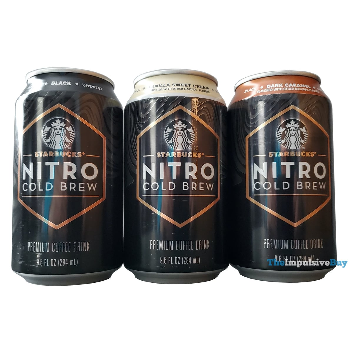 REVIEW: Starbucks Canned Nitro Cold Brew - The Impulsive Buy