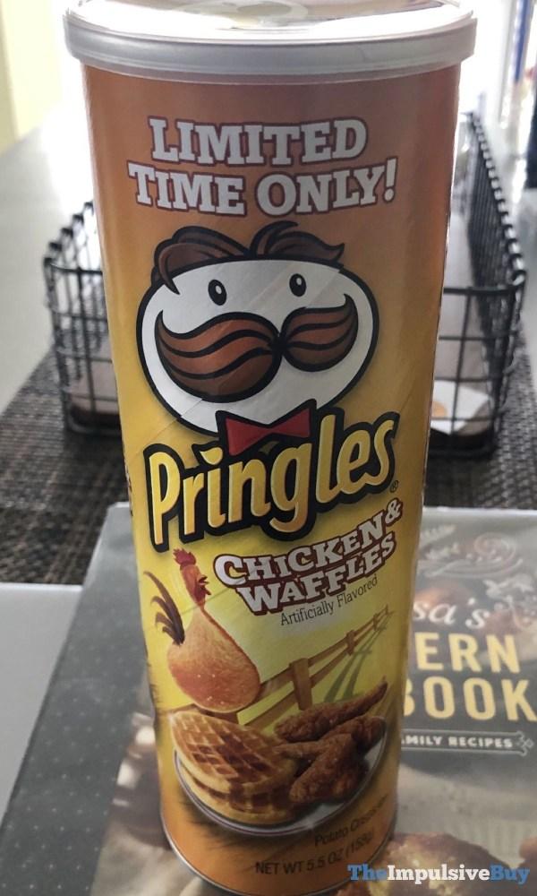Chicken  Waffles Pringles
