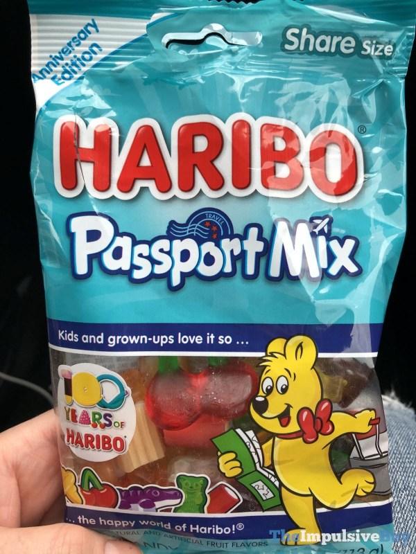 Haribo Anniversary Edition Passport Mix