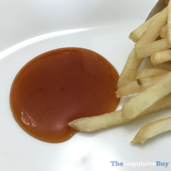 Heinz Honeyracha Saucy Sauces with Fries