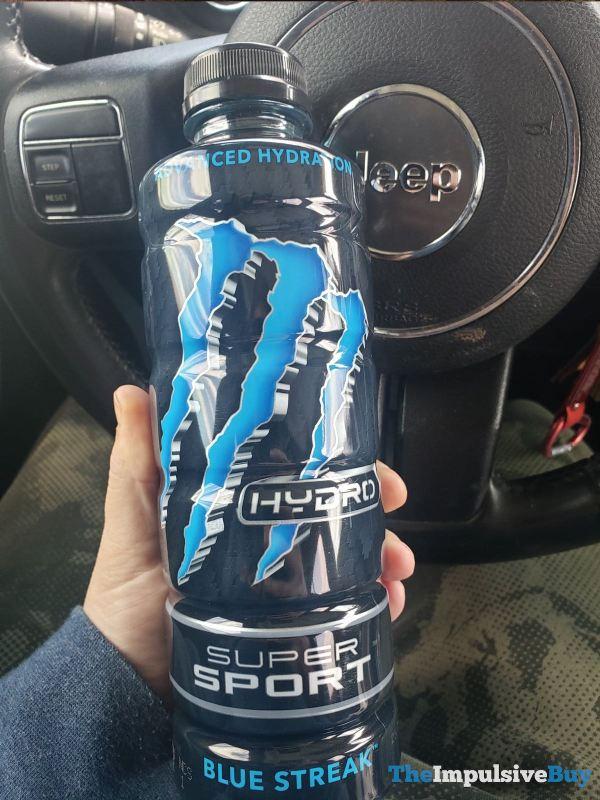 Monster Hydro Super Sport Blue Streak